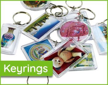 Picture for category Plastic Keyrings